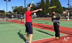 Tennis World Chatswood offers Adult Tennis Lessons on