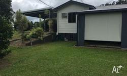 Inspect this neat property close to Tully on a 1,000m2