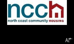North Coast Community Housing has a two bedroom unit