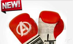The Advanced Fight Gear sparring gloves are of high