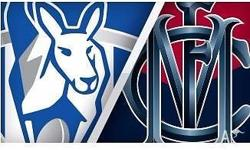 For sale - tickets to see Dees vs Kangaroos at the MCG