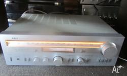 Akai AA-R20 Stereo AM/FM Receiver Amplifier Very good