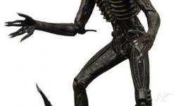The original Alien comes to life as a terrifying,