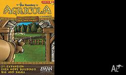 Selling one brand new copy of Agricola: All Creatures