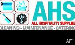 - Cleaning - Maintenance - Catering - Hospitality Hours