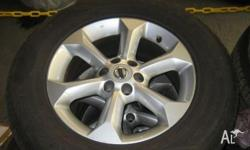 NOW WRECKING ALL NISSAN MODELS , we have alloys for all