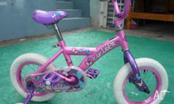 30 cm Cyclops Toddles Bicycle. Features training