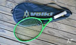 Fantastic Condition Racquet - Volkl Quality. Played a