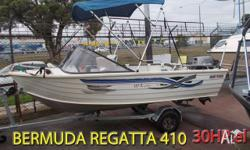 HUGE PRICE REDUCTION, BE QUICK >>>BERMUDA REGATTA 410: