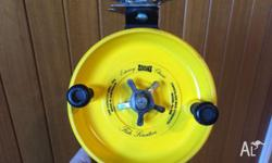 Alvey Estuary Classic Reel. # Model No: 55B (Same as
