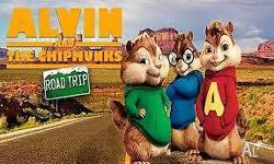 ALVIN & THE CHIPMUNKS THE ROAD CHIP ADULT OR KIDS