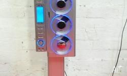 Up for ssale is an awesome Mytec hi-fi system Its a