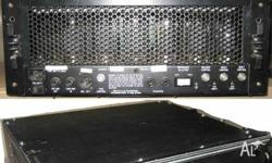 Ampeg SVT-II bass amp for sale. This is a late 80's USA