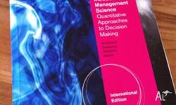 An Introduction to Management Science (Quantitative