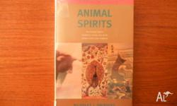 For sale is Animal Spirits by Nicholas J. Saunders.