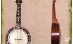 "I have for sale a ""Gem 227"" banjo mandolin. These"