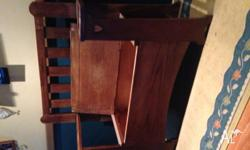 Antique hall stand/seat used in great condition, much