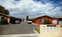 Apartment for sale in Geraldton, western australia.