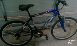 Used Apollo Bicycle In working condition. Could do with