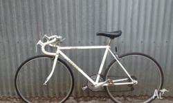 A trusted gorgeous classic retro Apollo bicycle. Had it