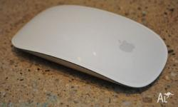 Magic Mouse is unlike any other mouse you�ve ever used.