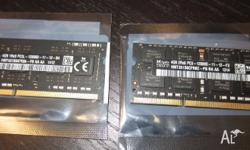 For sale, (I do have a few of those) Apple ( Hynix )