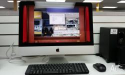 Apple iMac 2009 Intel Core 2 Duo 500gb hd 4gb ram