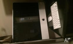 "21.5"" Apple iMac for sale. Comes with Microsoft office,"
