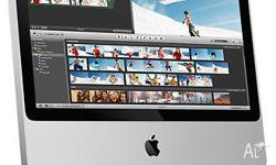 Apple iMac 20-inch 2008 for sale. Very good contition,