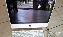 EXCELLENT CLEAN CONDITION WITH MOUSE & KEYBOARD. iMAC