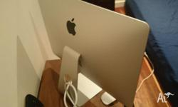 "Selling my imac 21.5"" 2.5GHz, I bought just a month ago"