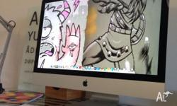 "For sale: iMac 27"" 2013 model. -27"" LED backlit display"