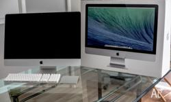 "Selling a fully upgraded Apple 27"" iMac (Late 2013) in"