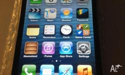 Apple iPhone 4 Black 16GB - Perfect working condition