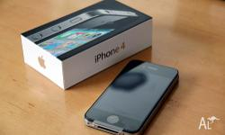The Apple IPhone 4G 32GB is Brand New, factory