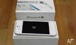 Apple iPhone 4S  64GB ( Skype Chat : amir.ahmed816 )