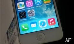APPLE IPHONE 5 / WHITE � SILVER �UNLOCKED� SERIAL