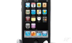 Apple iPod Touch 3rd Generation Black (32 GB) Very Good