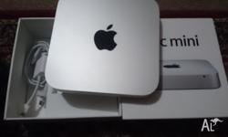 Apple Mac Mini APPLE WARRANTY & CARE PLAN TILL 16