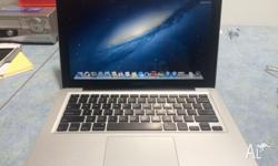 "Macbook 13"" excellent condition, fault free, needs a"