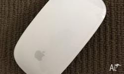 Apple magic mouse in AS NEW condition. RRP is $89 from
