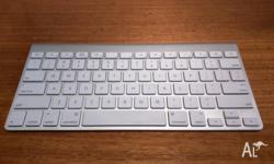 Apple Wireless Keyboard Fully working wireless keyboard