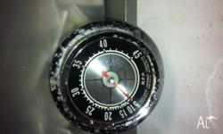 AQUA METER INSTRUMENT USA MADE SPEEDO. MPH. SUIT