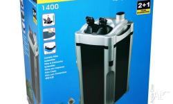 The Aqua One Aquis Canister Filter range offer a far