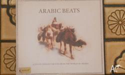 3 CD's of chillout moods from the world of Arabia. Item