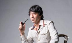 2 x adult Arj Barker Tickets 4th row centre seating.