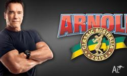 Arnold Classic Australia - Ronnie Coleman Mr Olympia