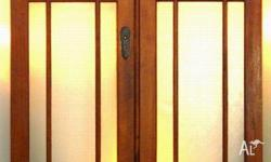 Art Deco Doors, Windows, Lights, Cabinets, Leadlights,