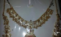 Artificial Necklace Set - Artificial Jewellery 3 Pcs