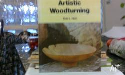 Artistic Woodturning by Dale L. Nash Stunning book on